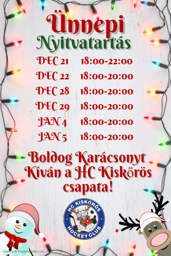 Copy of Festive Opening Hours Poster Template - Made with PosterMyWall (1)