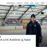 Halasi Márk a HC Kiskőrös új, fiatal edzője