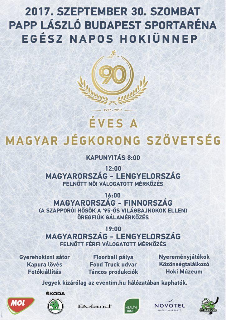 Plakát MJSZ 90